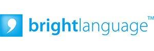 certification test Bright Language logo cours anglais allemand italien espagnol français fle formation éligible cpf