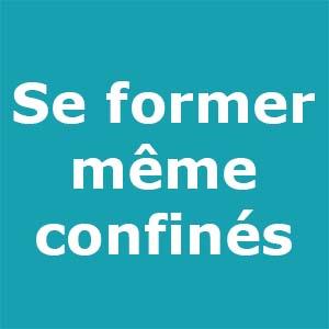 Se former même confinés avec le Fne formation à distance salariés chômage partiel entreprise financement #seformermêmeconfinés