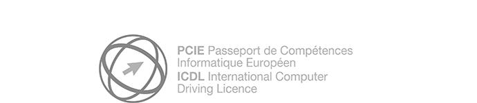 PCIE ICDL Passeport Compétences Informatique Européen certificat CPF formation bureautique Microsoft Office Word Excel Powerpoint distance Cergy Ile de France