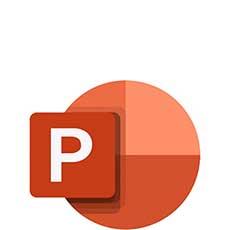 logo présentation PowerPoint Microsoft Office Djem Formation Cergy Pontoise