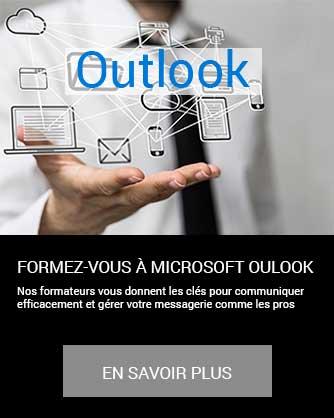 formation messagerie Outlook bureautique internet Microsoft en savoir plus à distance inter intra certifiant CPF Cergy Djem