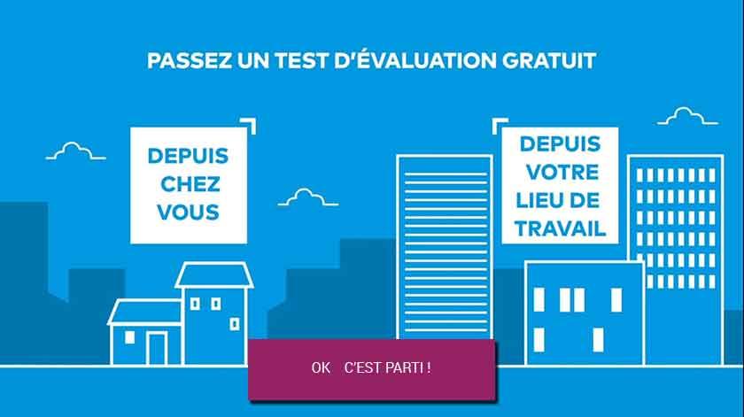 contacter Djem Formation pour passer test gratuit compétences numériques bureautique infographie PAO informatique Internet Web